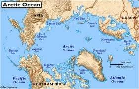 ocean, part of ocean