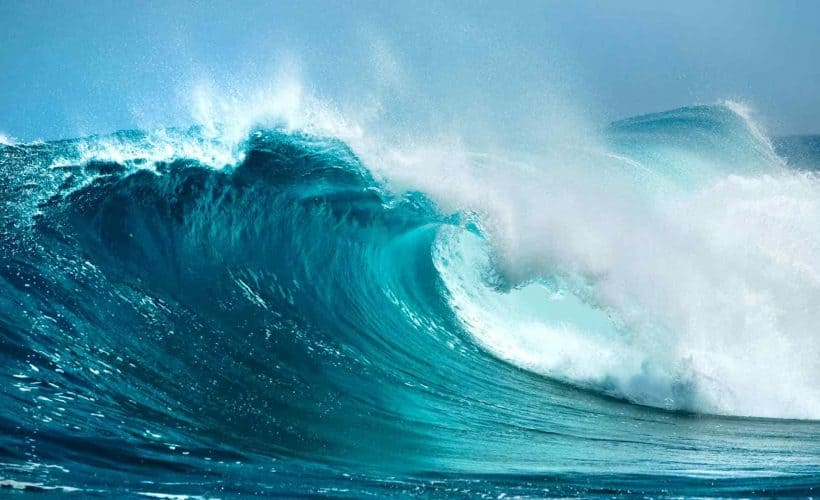 Differences between Wind Wave and Tsunami Wave
