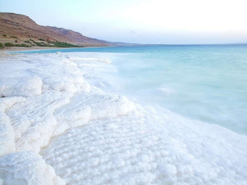 13 Reasons Why Many People Can't Drown in Dead Sea