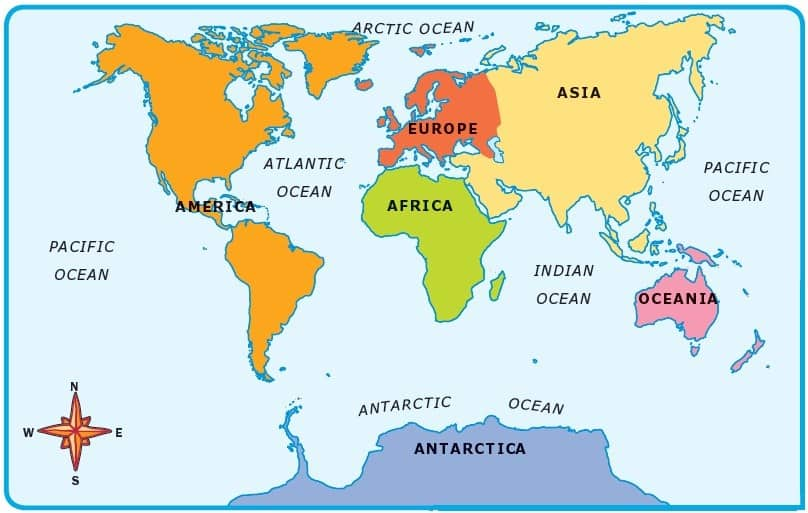 8 Amazing Process of Forming Continents and Ocean