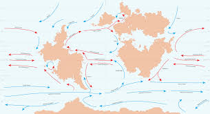 Sea Current: Formation Process and Type