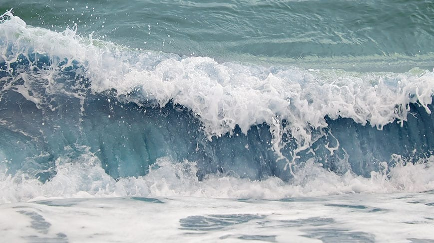 Sea Wave Theory And The Classification Deepoceanfacts Com