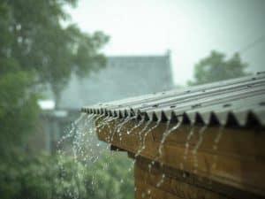 rain water effects